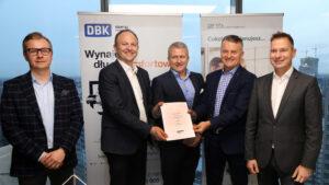 Strategic Partnership Of Efl And Dbk Group 3