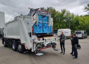 Dbk Rental Dostarcza Pojazdy Komunalne Scania Dla Eneris 4