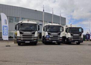 Dbk Rental Dostarcza Pojazdy Komunalne Scania Dla Eneris 6