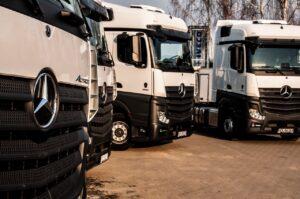 Ciągniki Siodłowe Mercedes Actros 7