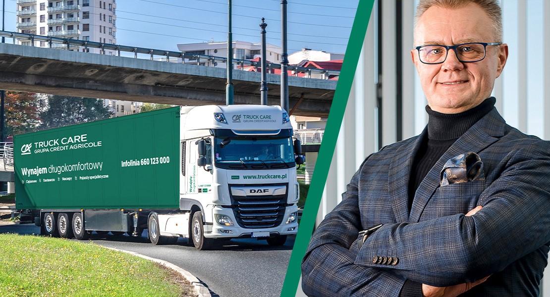 Janusz Rachwal kryzys w transporcie